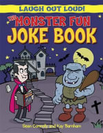 The Monster Fun Joke Book - Sean Connolly