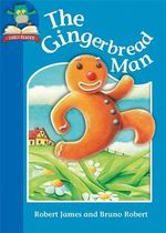 The Gingerbread Man : Level 1: The Gingerbread Man - Robert James