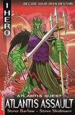 Atlantis Quest 4 : Atlantis Assault : Edge: I, Hero Quests : Number 12 - Steve Barlow