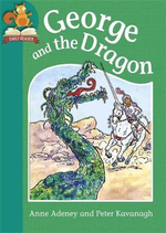 George and the Dragon : Level 2: George and the Dragon - Franklin Watts