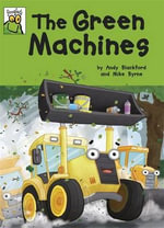 The Green Machines : Froglets - Andy Blackford