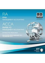 FIA - Foundations in Management Accounting - FMA (ACCA F2) : Interactive Passcard - BPP Learning Media