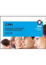 CPPI Certification of Proficiency in Personal Insolvency : Passcards - BPP Learning Media