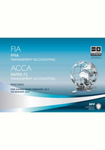 FIA Foundations in Management Accounting FMA (ACCA F2) : Passcards - BPP Learning Media