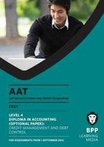 AAT - Credit Management and Control : Study Text (L4O) - BPP Learning Media