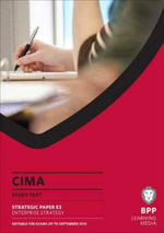 CIMA - Enterprise Strategy : Study Text - BPP Learning Media