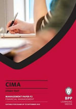 CIMA - Financial Management : Study Text - BPP Learning Media