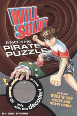 Will Solvit and the Pirate Puzzle : Book 11 - Zed Storm