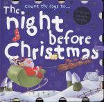 The Night Before Christmas : Book And Advent Calendar