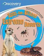 Spin the Wheel Extreme Deserts : Activities and puzzles with quiz wheel and 100 facts and photos