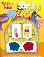 Disney Winnie the Pooh 3D Story and Activity Collection