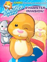 A Hamster Invasion! : Jumbo Colouring & Activity Book