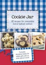 Gift Tag Cookbook - Cookie Jar