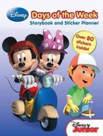 Disney Junior Days of the Week : Storybook and Sticker Planner