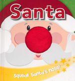 Santa : Squeak Santa's Nose!