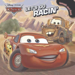 Disney Pixar Cars Let's Go Racin'