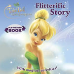 Disney Fairies Flip Me Over - Activity and Story Book
