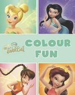 Disney Tinkerbell Colour Fun