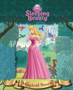 Disney Sleeping Beauty Magical Story with Amazing Moving Picture Cover - Disney
