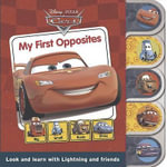 Disney Tabbed Board : Cars - My First Opposites