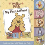 Disney Tabbed Board : Winnie the Pooh - My First Actions