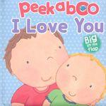 Peekabook I Love You