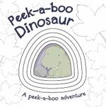 Dinosaur Peekaboo Board Book