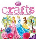 Disney's Craft Books : Princess - Penny Worms