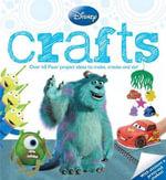 Disney's Craft Books : Pixar - Penny Worms