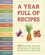 A Year Full of Recipes - Parragon Book Service Ltd