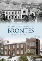 In the Footsteps of the Brontes : Through Time - Mark Davis