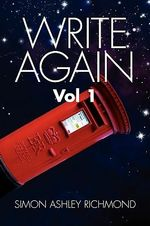 Write Again Vol 1 - SIMON ASHLEY RICHMOND