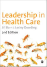 Leadership in Healthcare - Jill Barr