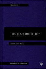 Public Sector Reform : Safety Controls