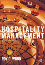 Hospitality Management : A Brief Introduction