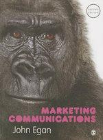 Marketing Communications - John Egan