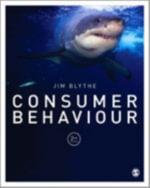 Consumer Behaviour - Jim Blythe