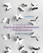 An Introduction to Psychological Assessment and Psychometrics - Keith Coaley