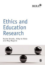 Ethics and Education Research - Rachel Brooks