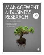 Management and Business Research - Mark Easterby-Smith