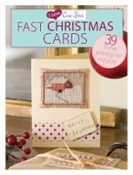 I Love Cross Stitch: Fast Christmas Cards : 39 Festive Greetings for Everyone - David & Charles