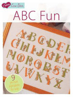 I Love Cross Stitch: ABC Fun : 9 Picture Alphabets for Kids - Claire Crompton