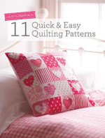 Quilt Essentials : 11 Quick & Easy Quilting Patterns - David & Charles