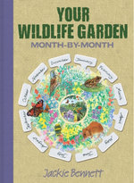 Wildlife Garden Month by Month - Jackie Bennett