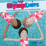 Olympknits : Knit 18 champion athletes and a handsome horse - Laura Long