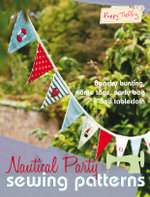 Nautical Party Sewing Patterns : 4 Beautiful FreeHand Machine Embroidery Projects for All Abilities - Poppy Treffry