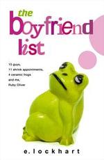 The Boyfriend List - Emily Lockhart