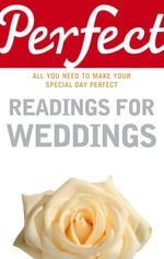 Perfect Readings for Weddings - Jonathan Law