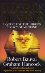 Keeper Of Genesis - Robert Bauval