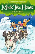 Magic Tree House 12 : Icy Escape! - Mary Pope Osborne